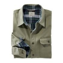 39% off Men's Flannel-Lined Hurricane Shirt