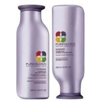 39% off Pureology Hydrate, Strength Cure, or Pure Clean Volume Shampoo & Conditioner