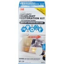 3M Headlight Restoration Kit w/ Clear Coat Now $31.97