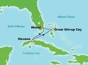 4-Night Bahamas & Cuba Cruise + Free Open Bar