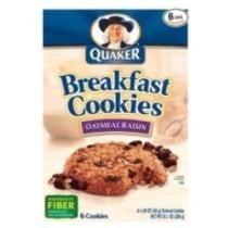 $4 off 36-Count Quaker Breakfast Cookies w/ Subscribe & Save Checkout + Free Shipping