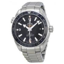4% off Men's Omega Seamaster Planet Ocean GMT Black Dial Watch