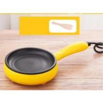 4% off Multifunction Mini Non-Stick Frying Pan Boiler Steamer Cooker Poached Eggpot