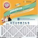 4-Pack Arm & Hammer Enhanced Allergen & Odor Air Filters