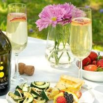 4 Pack of Dry Italian Sparking Wine Now $38