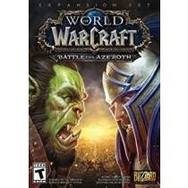 40% off Blizzard World of Warcraft Battle for Azeroth - PC Standard Edition + Free Shipping