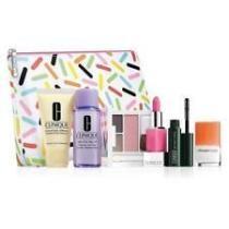 40% off Clinique 6-Piece Makeup Set w/ Cosmetics Bag + Free Shipping