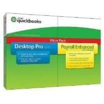 40% off Intuit QuickBooks Desktop Pro w/ Enhanced Payroll 2019 41532928