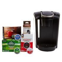 $40 off Keurig K-Select Coffee Maker w/ 30 K-Cups & My K-Cup