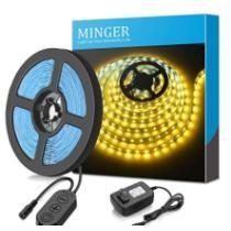 40% off Minger Dimmable LED Light Strip Kit 3500K Warm White