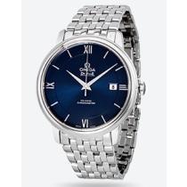 40% off Omega De Ville Prestige Blue Dial Automatic Men's Watch