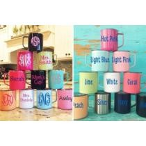 40% off Personalized Stainless Coffee Mugs