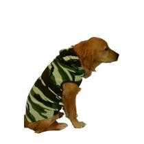 40% off Pet Camouflage Micro Fleece Hoodie for Dogs & Cats