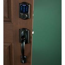 40% off Schlage Smart Lock w/ Alarm & Accent Lever Handlesets