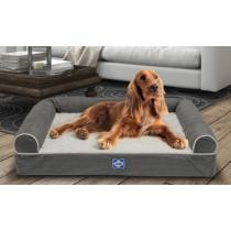 40% off Sealy Orthopedic Foam Couch-Style Dog Bed
