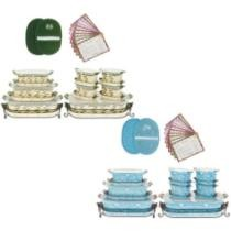 40% off Temp-tations Old World or Floral Lace Bakeware Set