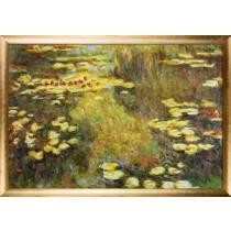 40% off Water Lilies Pre-Framed