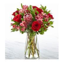 $40 Perfect Match Bouquet
