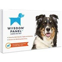 41% off Wisdom Panel 3.0 Breed Identification DNA Test Kit + Free Shipping