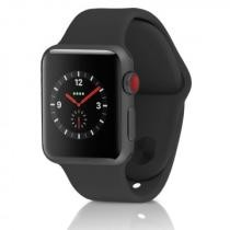 42% off Apple Watch Black Series 3 Sport 42MM GPS + 4G LTE Cellular Unlocked Smartwatch w/ Aluminum Space Gray Case