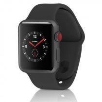 42% off Apple Watch Black Series 3 Sport 42MM GPS + 4G LTE Cellular Unlocked Smartwatch w/ Aluminum Space Gray Case
