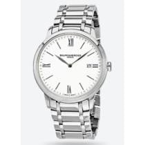 42% off Baume Et Mercier Classima White Dial Men's Watch