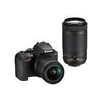 42% off Nikon DSLR Camera w/ 18-55mm & 70-300mm Lenses + Free Shipping