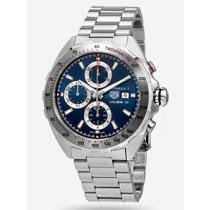 42% off Tag Heuer Formula 1 Blue Sunray Dial Automatic Men's Chronograph Watch