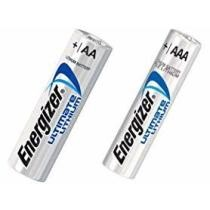 43% off 20-Pack Energizer Ultimate Lithium AA or AAA Batteries