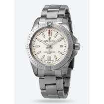 43% off Breitling Chronomat Colt Automatic Chronometer Silver Dial Men's Watch