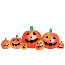 44% off 8 ft. Inflatable Pumpkin Patch + Free Shipping