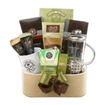 44% off Coffee Bean & Tea Midnight Study Gift Basket
