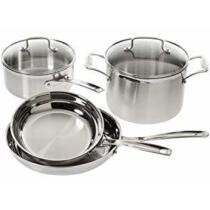 44% off Cuisinart Multiclad Pro Stainless Steel 6-Piece Cookware Set