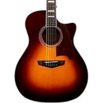 44% off D'Angelico Premier Gramercy Grand Auditorium Acoustic-Electric Guitar Vintage Sunburst