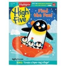 44% off High Five Magazine