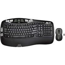 44% off Logitech MK550 Optical Wireless Desktop Wave Keyboard & Laser Mouse Combo