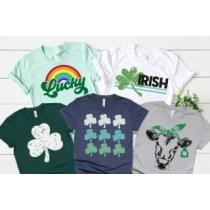 44% off Lucky Shamrock Tees