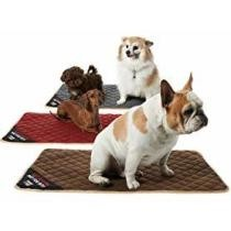 44% off MJE International Quilted Non-Slip Self-Heating Pet Mat