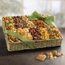 46% off Savory & Sweet Snack Gift Basket