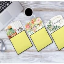47% off Personalized Post IT Note Holder
