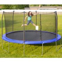 47% off Skywalker Trampolines 15-Foot Trampoline w/ Enclosure + Free Shipping
