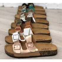 47% off Two Strap Sandals (Multiple Colors)
