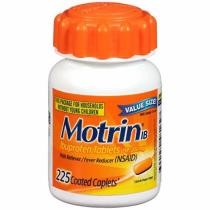 48% off 225-Count Motrin IB Ibuprofen Pain & Fever Tablets