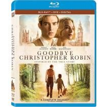 48% off Goodbye Christopher Robin Blu-ray