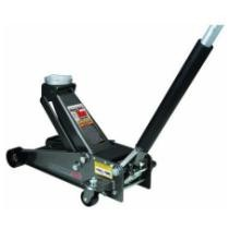 48% off Steel Heavy Duty 3-Ton Floor Jack w/ Rapid Pump
