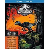 49% off Jurassic World: 5-Movie Collection Blu-ray