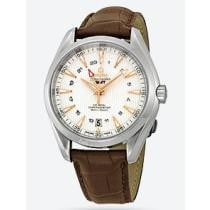 49% off Omega Seamaster Aqua Terra GMT Chronometer Silver Dial Men's Watch