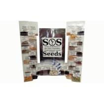 49% off SOS Garden Emergency Survival Seed Kit