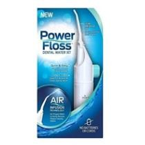 $5 Air Powered Dental Floss Water Jet System + Free Shipping