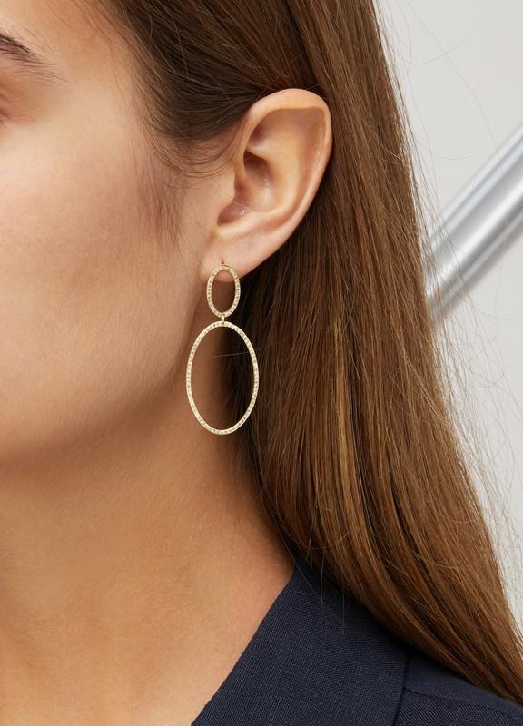 5 Octobre:Jen earrings